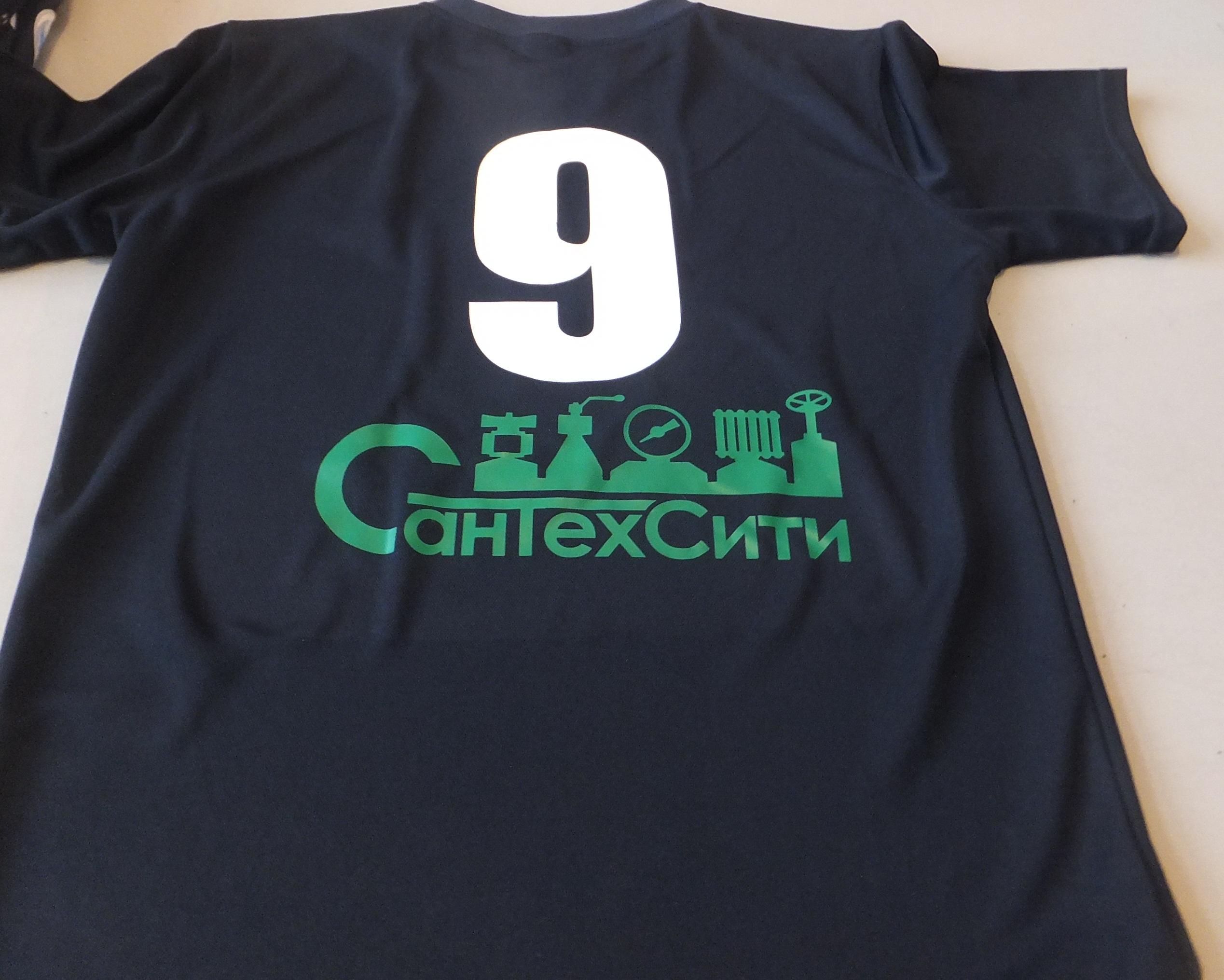 дешево печать футболок