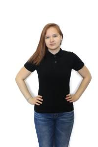 Женская рубашка поло от 450р